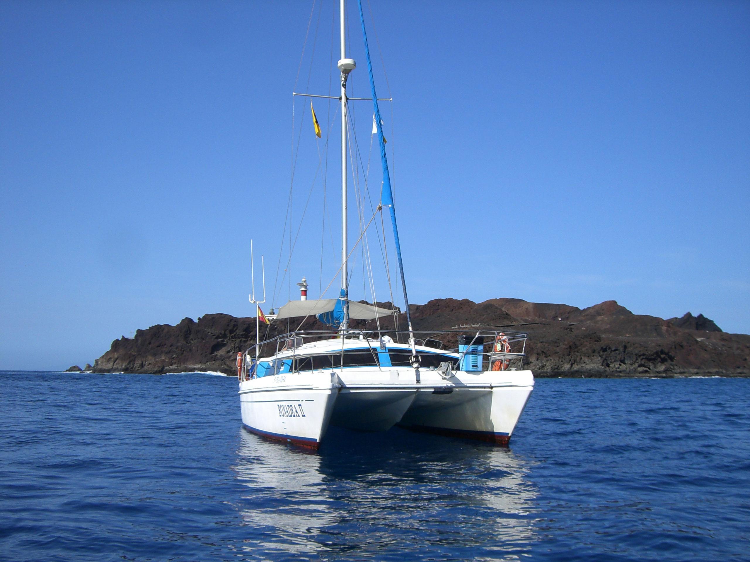 Bonadea II Catamaran – 2h Boat Trip
